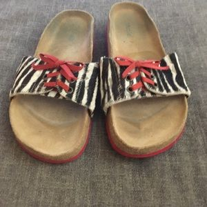 Adorable never worn boutique shoes